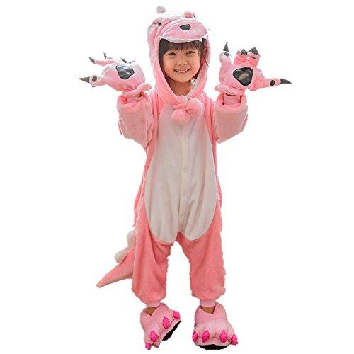 LifenewBaby Desmontable Capucha Pijama Niños Franela