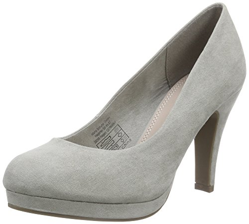 Jane Klain 224 708, Damen Plateau Pumps, Grau (Lt. Grey 229), 40 EU