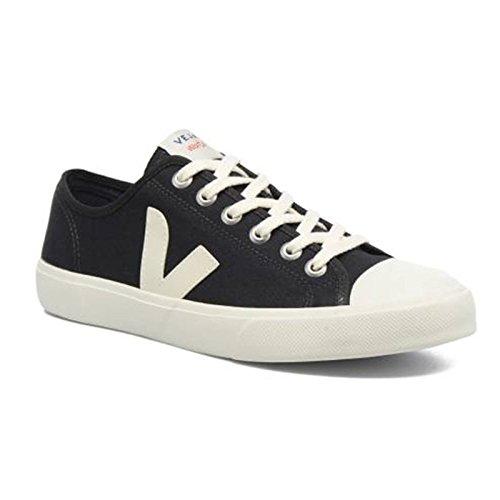 VEJA - Baskets Basses - Homme - Sneakers Wata Toile Noir pour Homme - 43