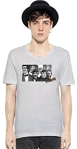 Monty Python - Monty Python Men Short Sleeve T-Shirt Tee Shirt Stylish Fashion Fit Custom Apparel by Monty Python XX-Large