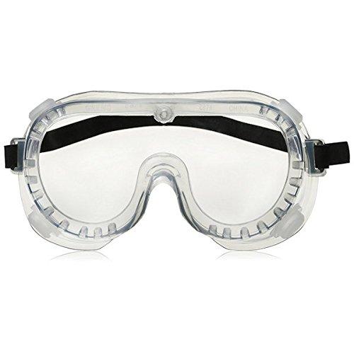 b5cca1c568f9 Crews 2230R Chemical Splash Goggle w  Indirect Ventilation and Adjustable  Strap