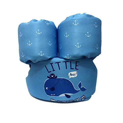 WHITNEY Schwimm Float Weste für Kinder, aufblasbare Arm schwimmt Band für 2-6 Jahre 14-25 KG Kleinkind/Kinder Schwimmen Trainingshilfen