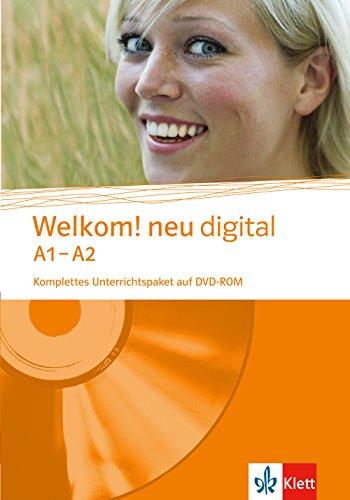 Welkom! Neu A1-A2 digital: Niederländisch für Anfänger. DVD-ROM (Welkom! neu / Niederländisch...