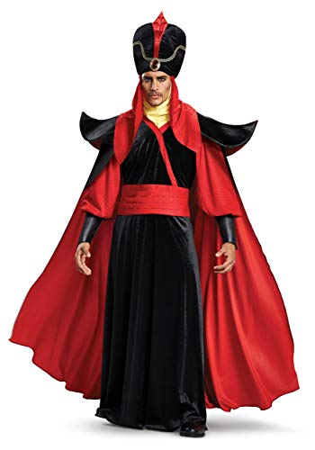 Disguise Limited Disney Aladdin Jafar Men's Fancy Dress Costume X-Large