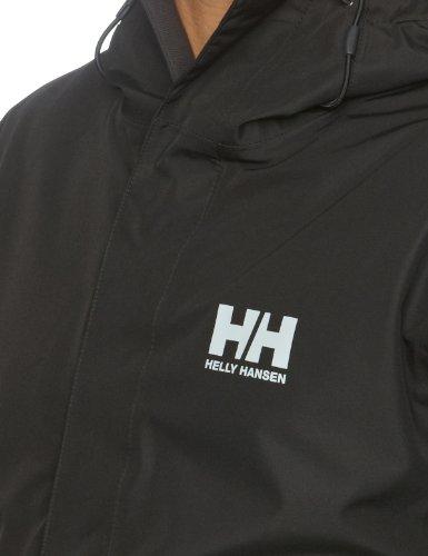 Helly Hansen Herren Jacke Seven J Jacket Black