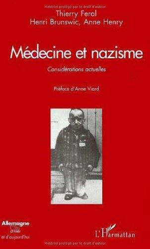 Livres gratuits Medecine et nazisme pdf, epub