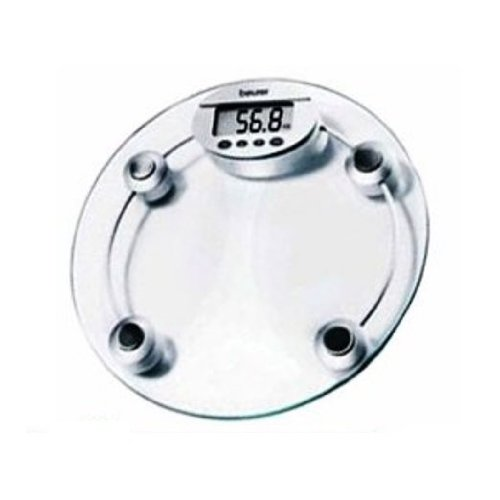 Digital Thick Glass Weighing Scale