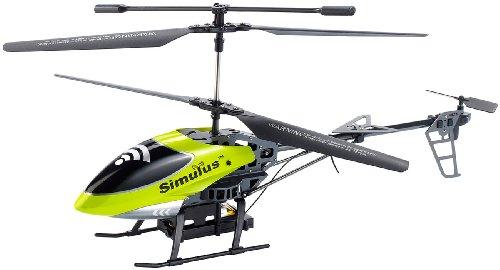 Simulus 3,5-Kanal-Drohne GH-355.WiFi, FPV-Live-Übertragung auf iPhone