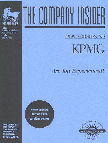 kpmg-the-wetfeetcom-insider-guide-2000-wetfootcom-insider-guide