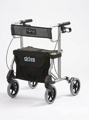 Drive Medical Diamond Aluminium Rollator