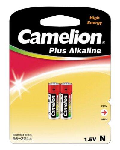 Preisvergleich Produktbild Lady-Batterie CAMELION Plus Alkaline, 1,5V, Typ LR1, 2er-Blister