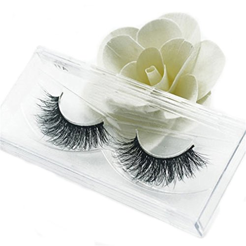 VWH 3D Fake Eyelashes Natural Thick False Eye Lashes Makeup Extension