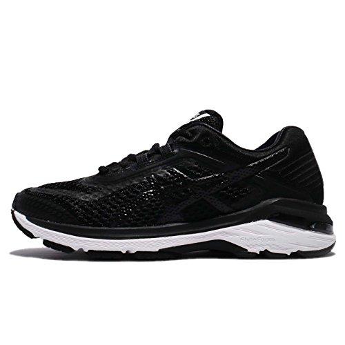 Asics Gt-2000 6, Chaussures de Running Femme, Rose Noir (Blackwhitecarbon 9001)