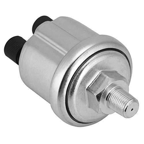 Sensore di pressione dell'olio Keenso Generatore diesel VDO universale Da 0 a 10 barre Sensore olio generatore di spine ad induzione olio 1 / 8NPT