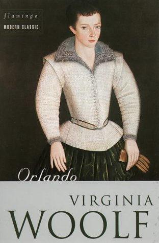 Book cover for Orlando
