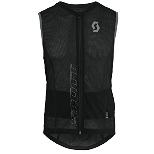 Scott Light Vest Men black/grey - L