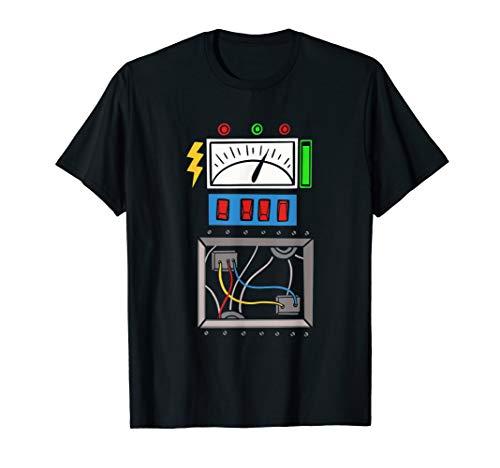 Roboter Kostüm Für Fashing und Karneval T-Shirt