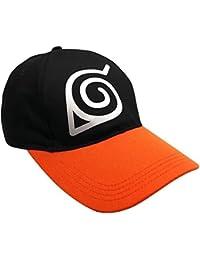 ABYstyle Gorra naruto–Konoha Symbol, talla única, abycap010