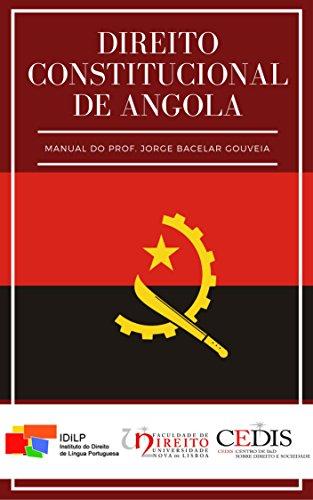 Direito Constitucional de Angola (Portuguese Edition) por Jorge Bacelar Gouveia