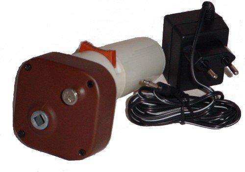 Kombigrillmotor 1,5 V / 230 V für Mutzbratengrill - 2 Stück