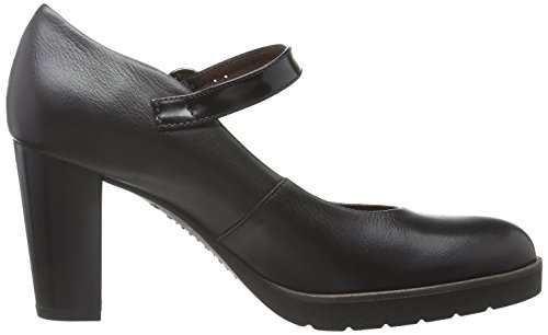 Hispanitas - Viena, Scarpe col tacco Donna Nero (Schwarz (SOHO-I6 BLACK ANTIQUE-I6 BLACK))