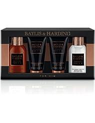 Baylis & Harding Travel Essentials Set, Black Pepper and Ginseng