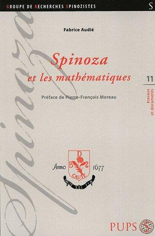 Spinoza et les mathématiques