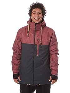 LIGHT veste gringo vêtement d'extérieur XS Gris - Anthra/Burgundy