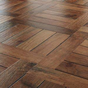 Designflooring Art Select Parquet Russet Oak Shaker Style Eiche Rotbraun Vinylboden zum Verkleben wap31 -