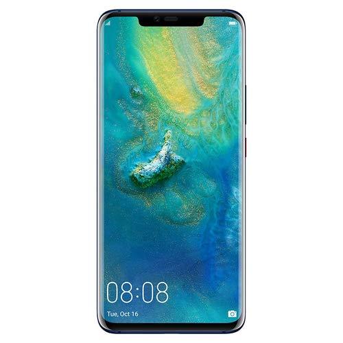 Huawei Mate 20 Pro Smartphone da 128 Gb, Marchio Tim, Blu Notte [Italia]
