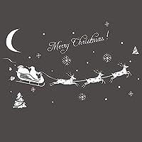 Wovemster Adesivo per Messaggio di Natale 28 Pezzi Adesivi per Etichette Regalo Autoadesivi di Natale per Album di Segnalibri