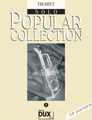 Popular Collection 2 Trompete Solo