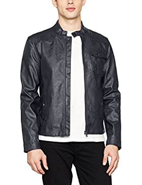 GUESS Chaqueta Stretch Eco Leather