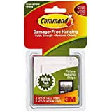 Command - Pack de 4 unidades de tiras para colgar cuadros