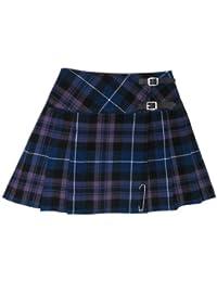 Mini kilt/jupe femme -tartan/écossais - Honour of Scotland - 42 cm