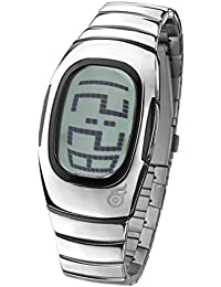 ZERONE Illusion 2 All Silver Digital Watch