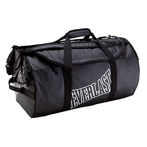 Sporttasche Gym Holdall für Sport, Fitness, Boxhandschuhe, MMA, Training schwarz Everlast