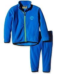 Shaggy Killtec-Conjunto infantil, color Azul - azul, tamaño FR : 24 mois (Taille Fabricant : 86/92)