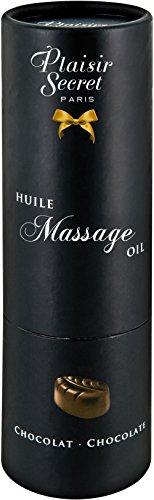 Plaisir Secret, Olio da massaggio, Cioccolato, 59 ml