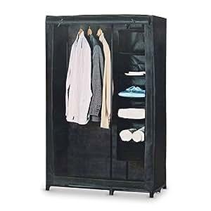 k2m camping kleiderschrank 160x100x50cm k che haushalt. Black Bedroom Furniture Sets. Home Design Ideas