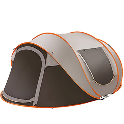 Meloo Zelte Kuppelzelt 5-8 Person 250*300*140 cm Ultraleicht Großen Zelt Wasserdicht Winddicht Shelter Pop Up Automatische zelte Reise Wandern Zelte
