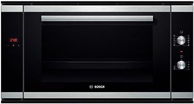 Bosch HVA531NS0 Electric oven 77L 3000W A Negro, Acero inoxidable - Horno (Electric oven, 77 L, 3000 W, 77 L, 0 - 250 °C, 615 x 405 x 308 mm)