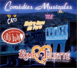 Les Plus grands succès des comédies musicales