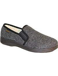 Hommes Chaussures Noires Intermax b2xkHSlac