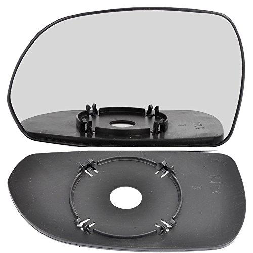 left-passegner-side-wing-door-clip-on-mirror-glass-for-hyundai-elantra-1996-2006-convex