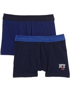 Schiesser Jungen Slip 2pack Shorts
