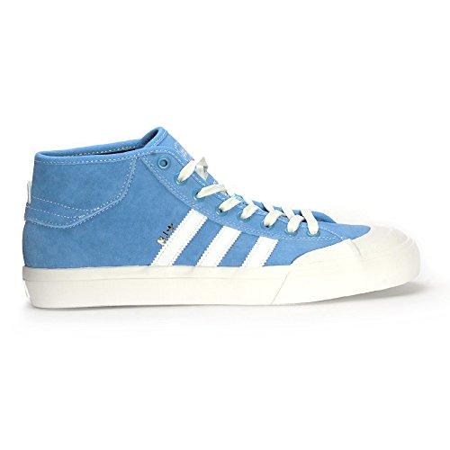 Adidas Matchcourt Mid ADV skate shoe Light Blue