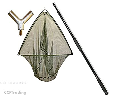 42 Inch Carp Fishing Landing net + 2m Handle by NGT
