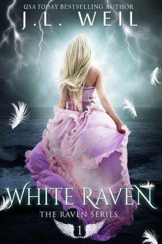 White Raven: Raven Series, book 1 (Volume 1) by J.L. Weil (2015-03-20)