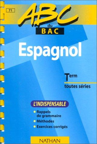 ABC du bac, espagnol niveau terminale